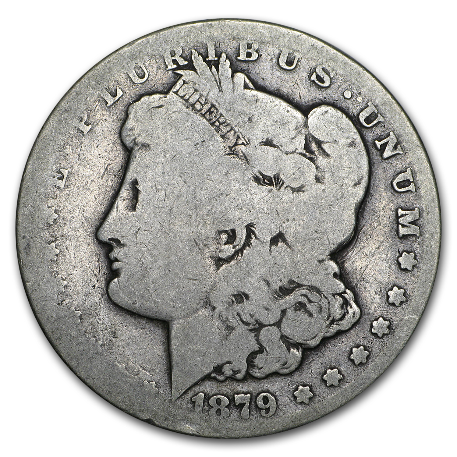 1879-CC Morgan Dollar Capped CC AG