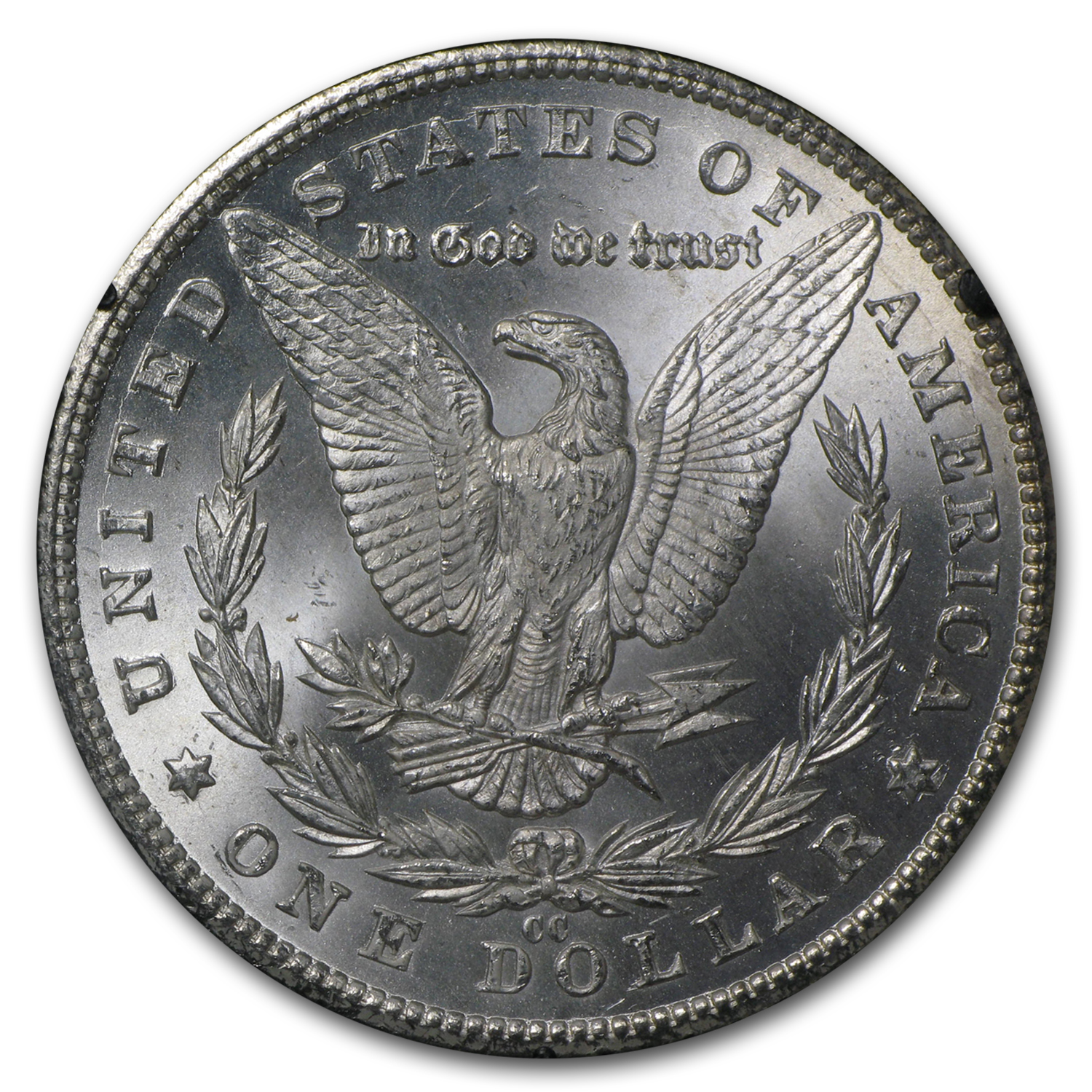 1881-CC Morgan Dollar BU (GSA Holder)