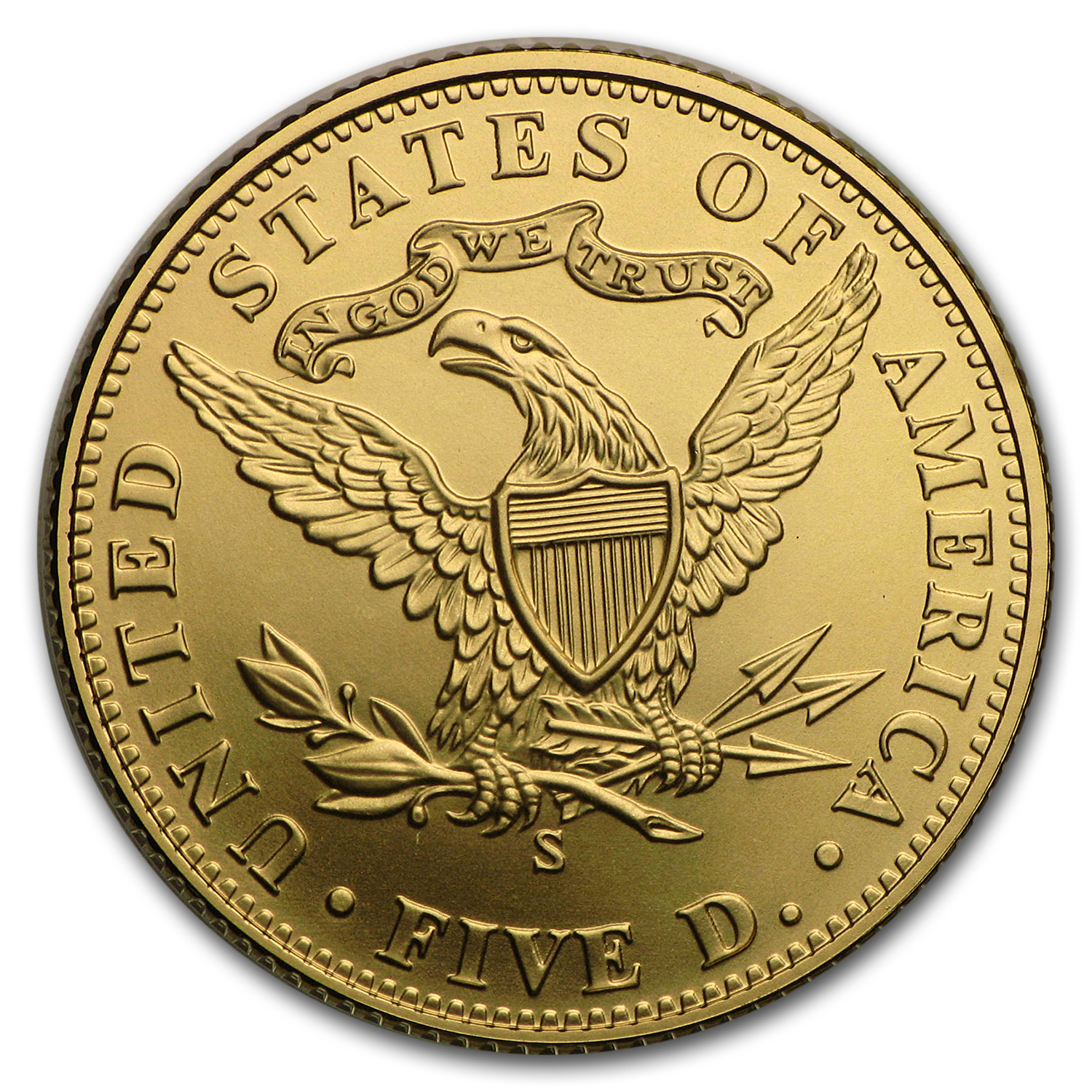 2006-S Gold $5 Commem San Francisco Old Mint BU (w/Box & COA)