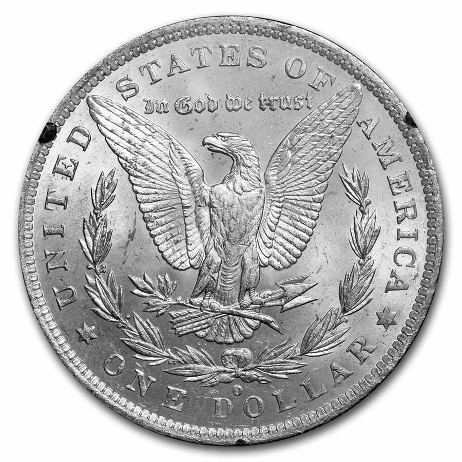 1884-O Morgan Dollar BU (GSA)