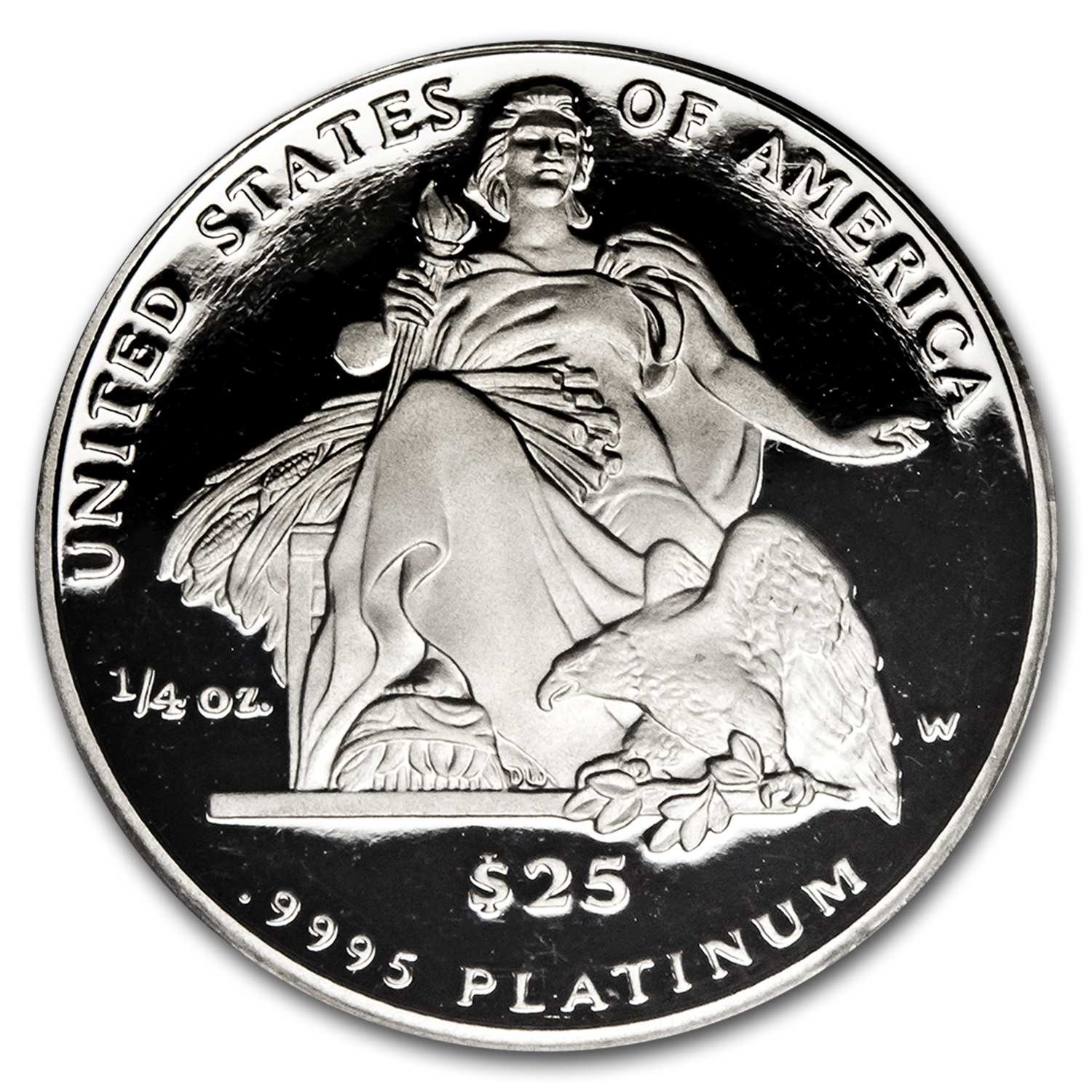 2004-W 1/4 oz Proof Platinum American Eagle PR-69 PCGS