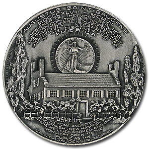 6.92 oz Silver Rounds - Christopher Columbus