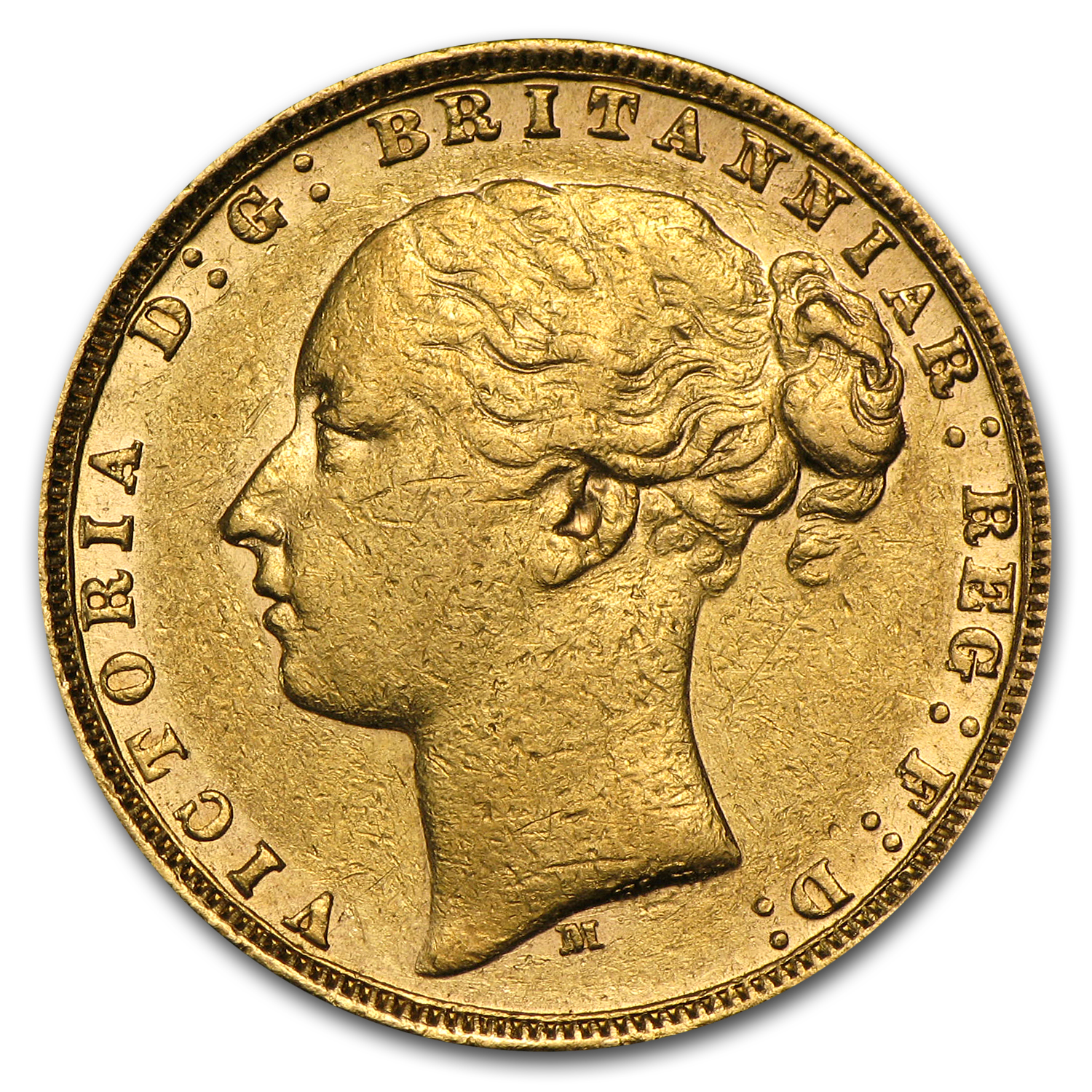Australia (1871-1886) Gold Sovereigns Victoria Extra Fine