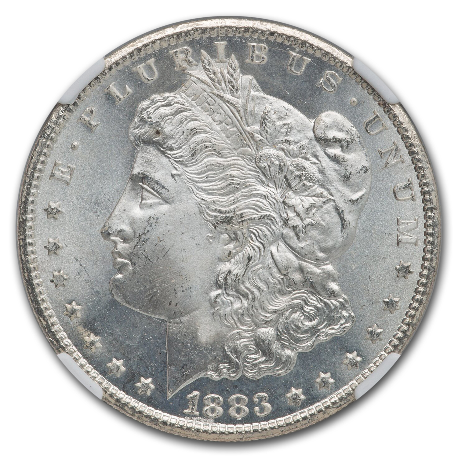 1883-CC Morgan Dollar - MS-67 NGC