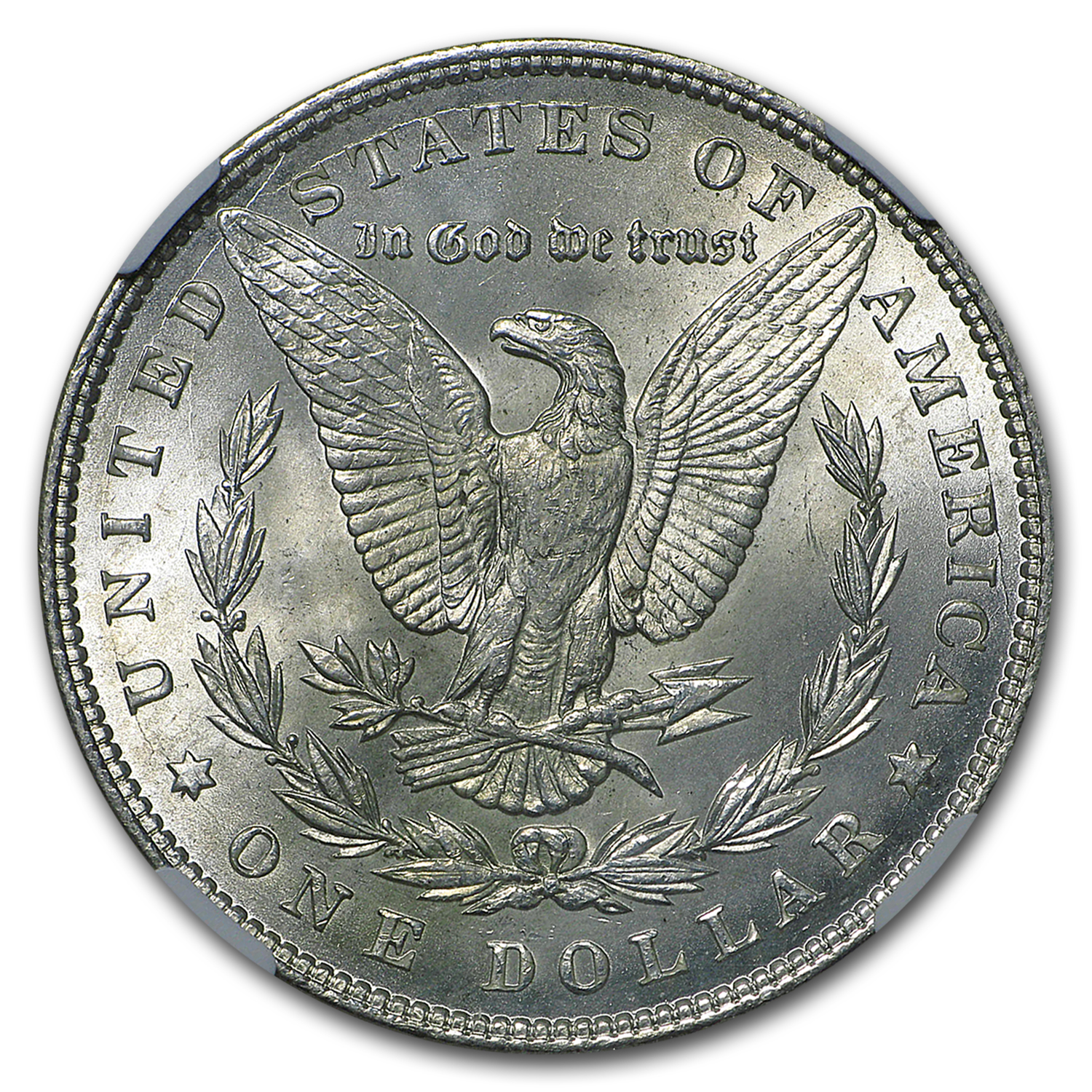 1897 Morgan Dollar MS-65 NGC