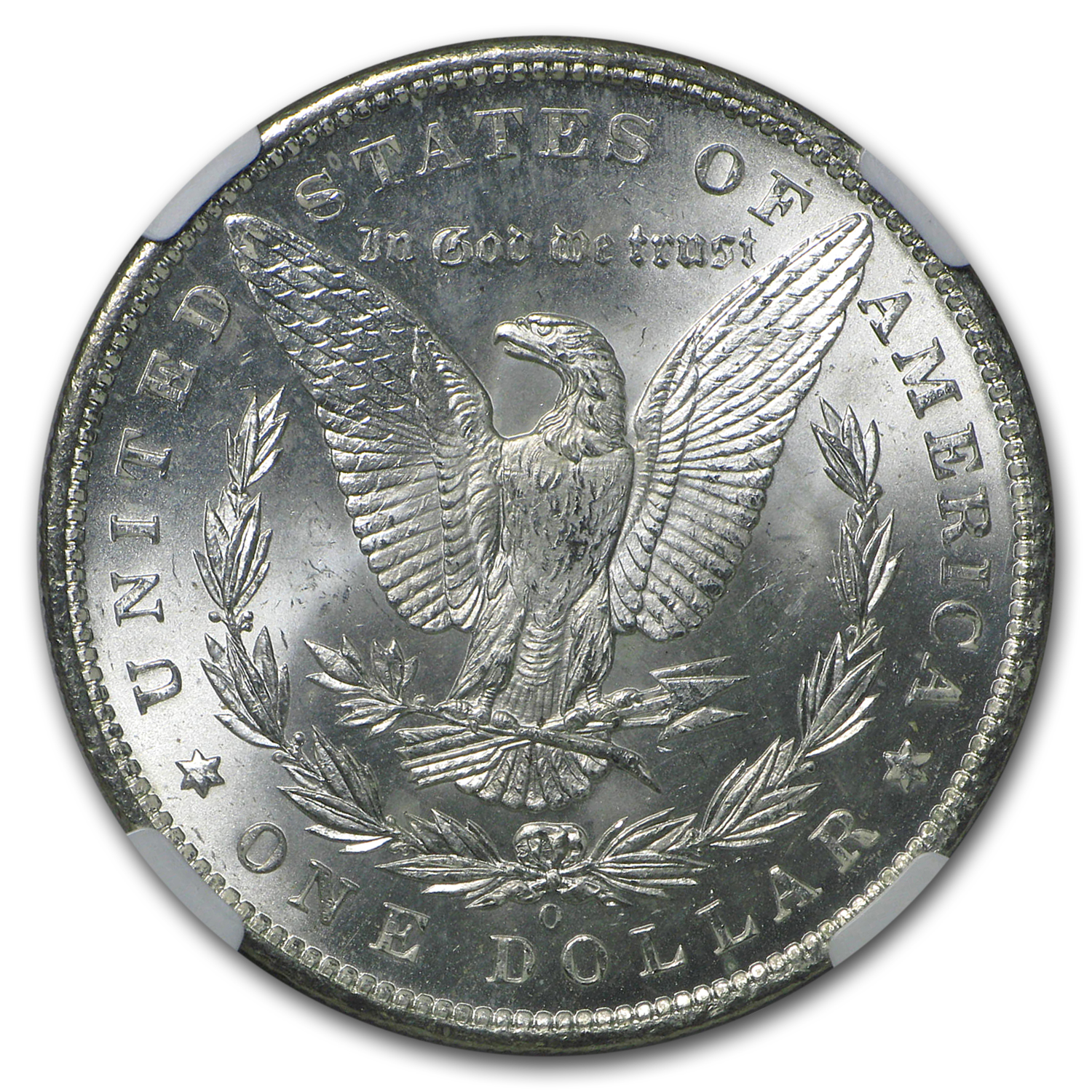 1898-O Morgan Dollar MS-66 NGC