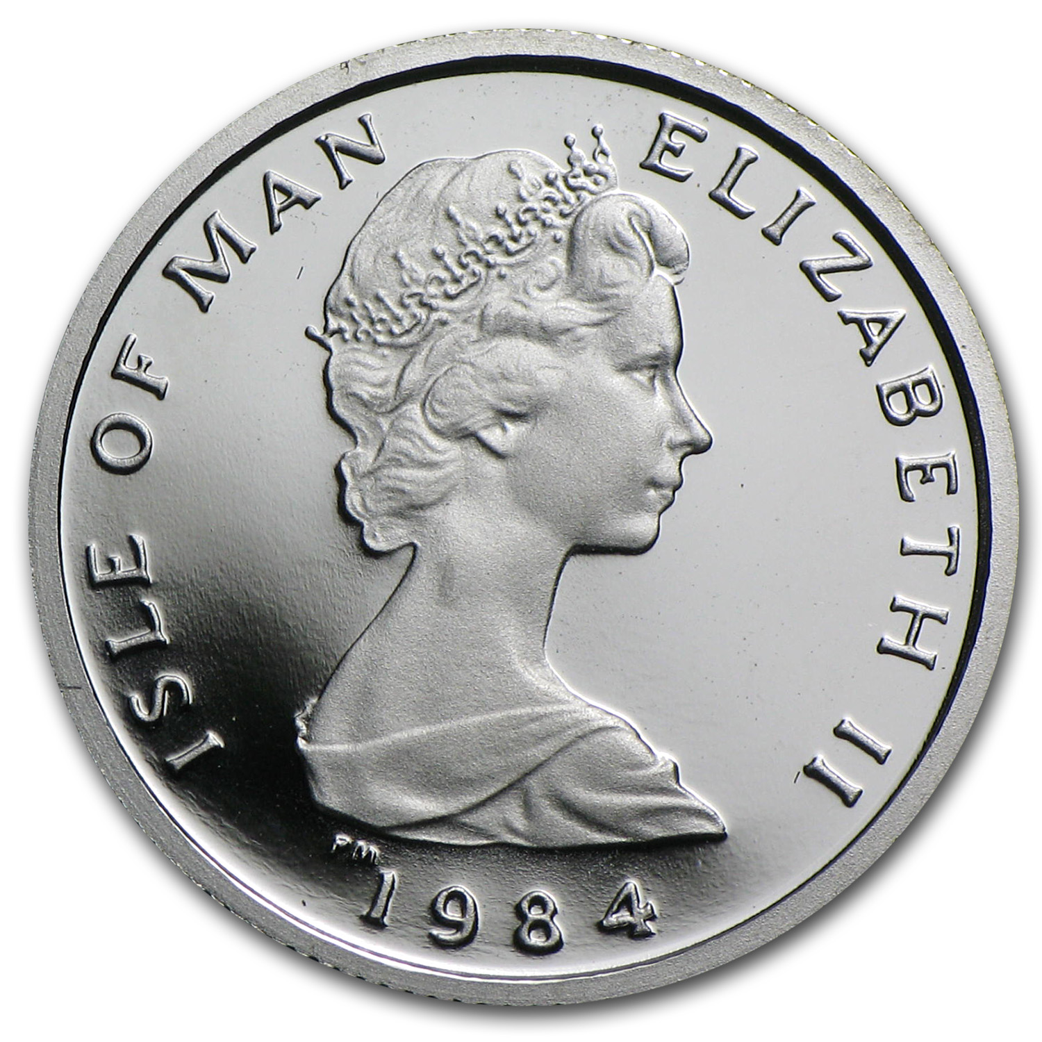 Isle of Man 1/10 oz Platinum Noble Proof