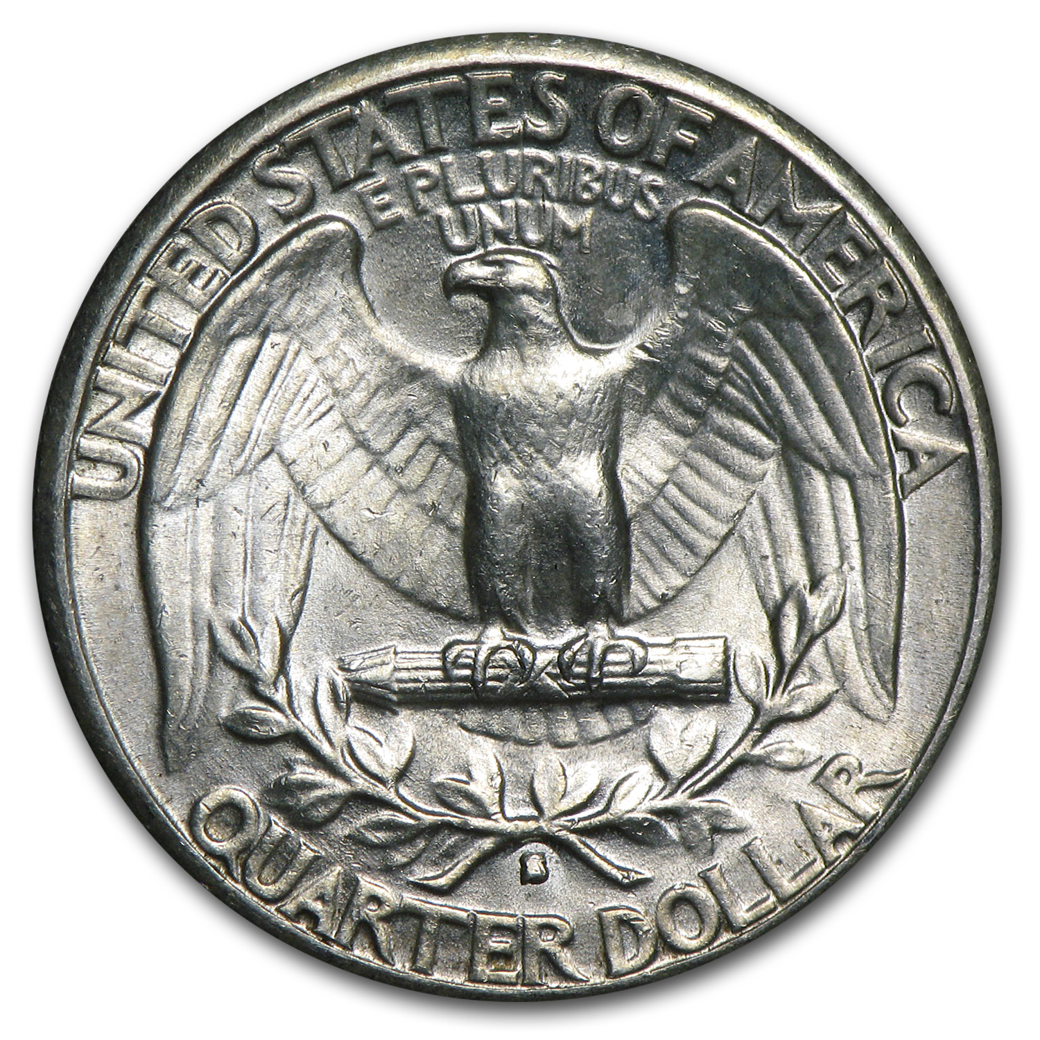 1935-S Washington Quarter - Brilliant Uncirculated