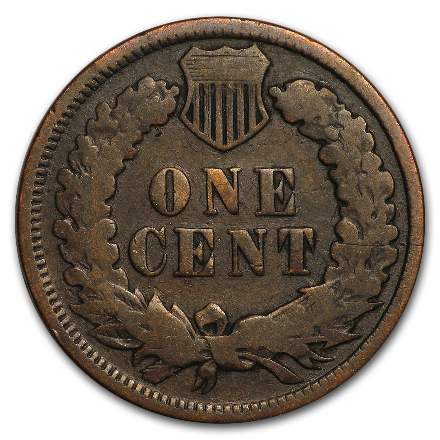1878 Indian Head Cent Good