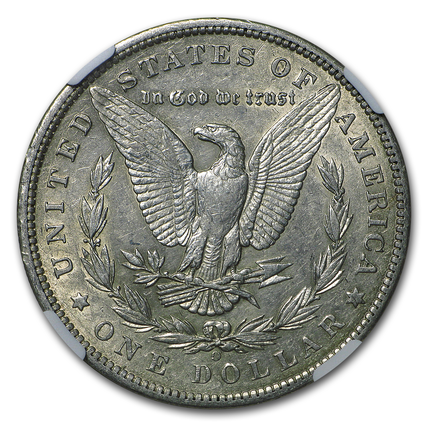 1897-O Morgan Dollar AU-53 NGC