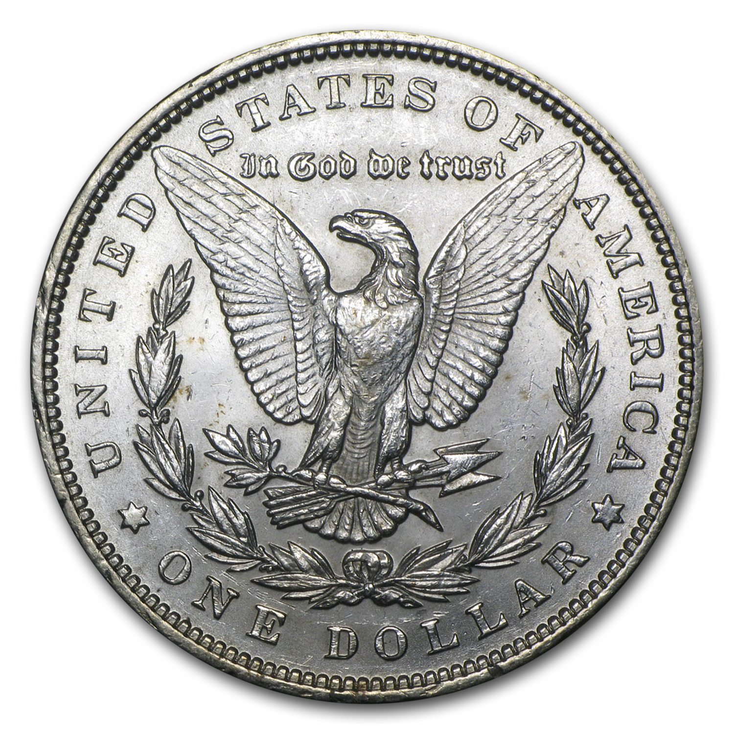 1892 Morgan Dollar BU