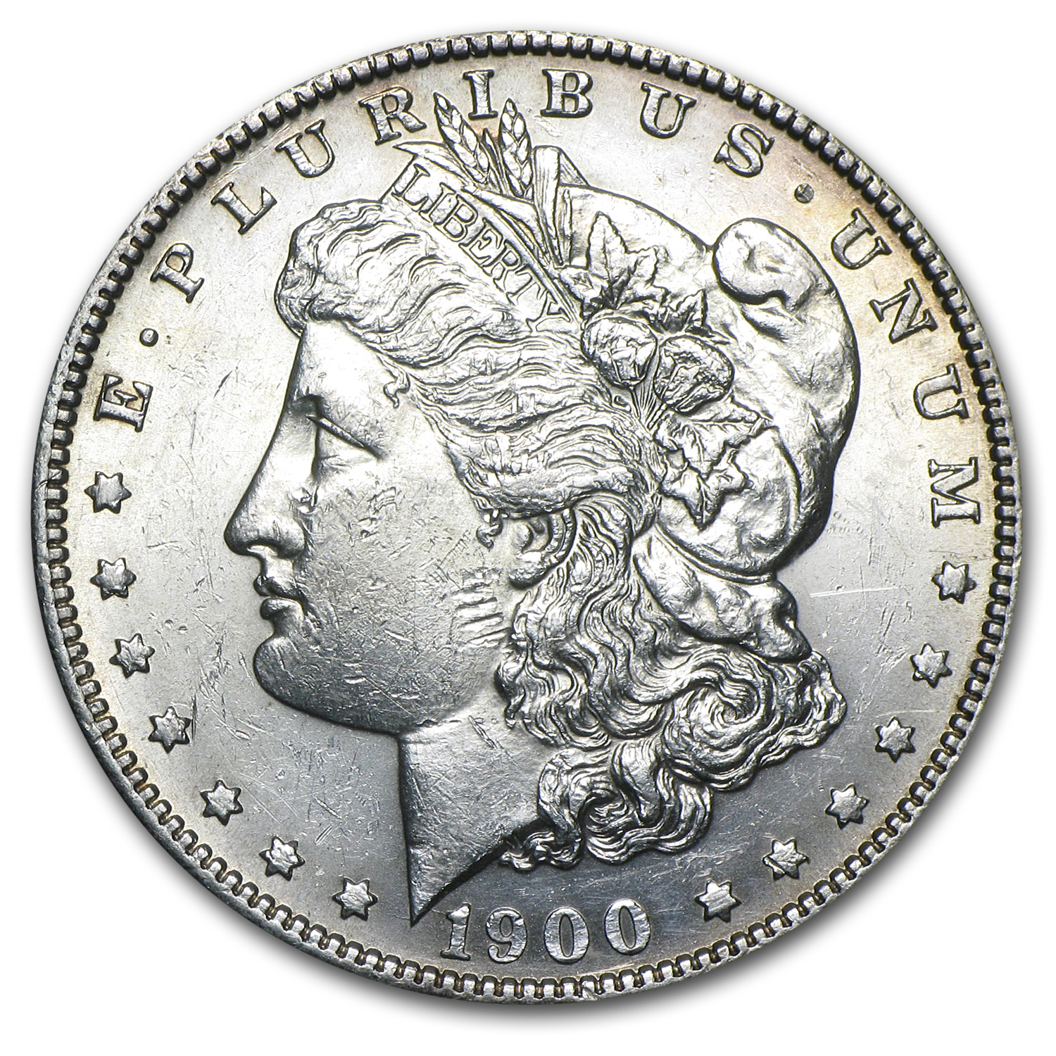 1900-S Morgan Dollar BU