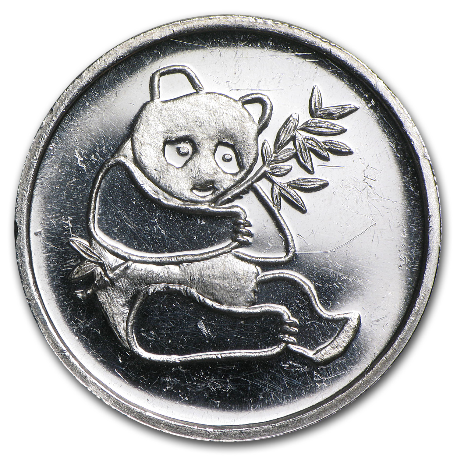 1/2 oz Silver Rounds - Panda (Trade Unit)