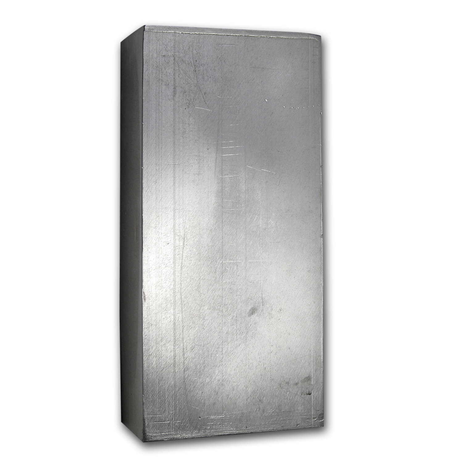 100 oz Silver Bars - Wall Street Mint