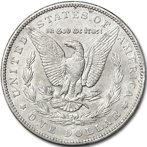 1894-S Morgan Dollar AU (Cleaned)
