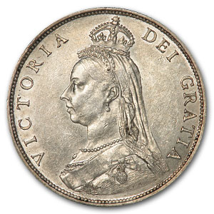 1911 1919 Great Britain Silver Florin George V Silver
