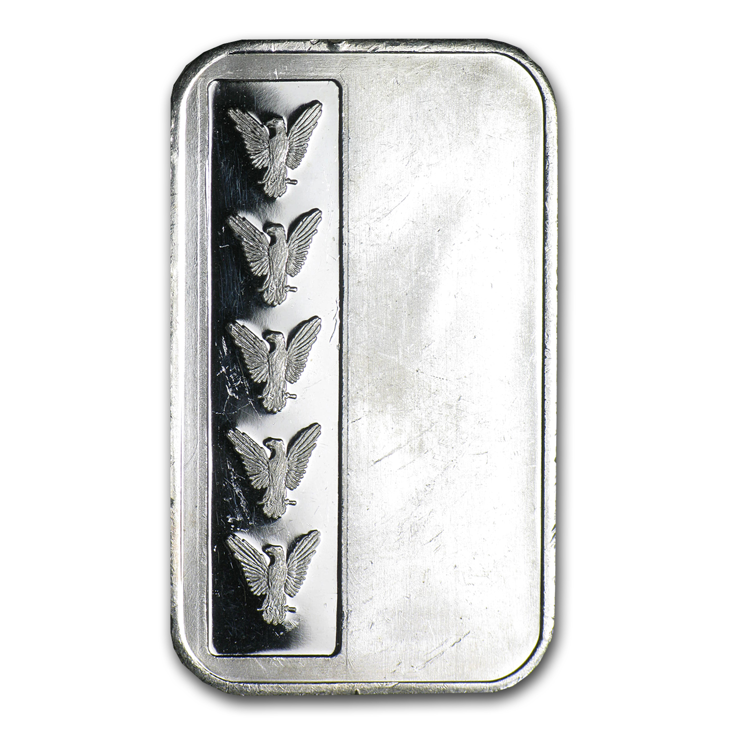 1/2 oz Silver Bar - Secondary Market