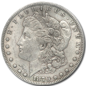 1879-O Morgan Dollar XF (GSA Soft Pack)