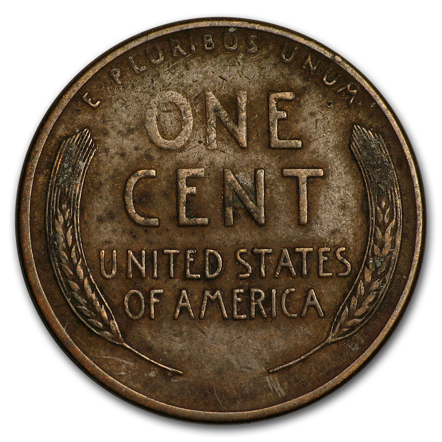 1916-S Lincoln Cent XF