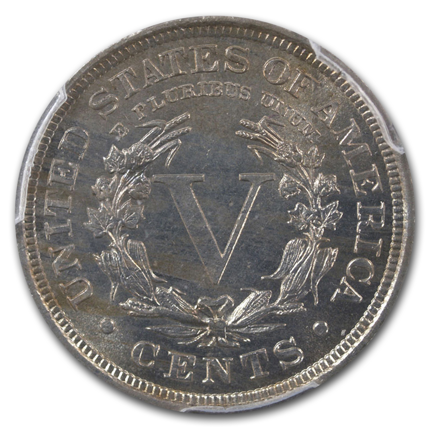 1911 Liberty Head V Nickel MS-65 PCGS