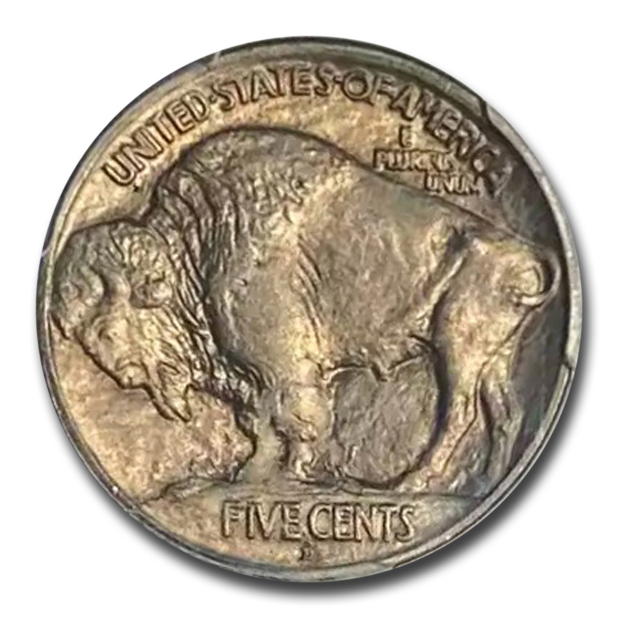 1913-D Buffalo Nickel Type-I MS-65 PCGS