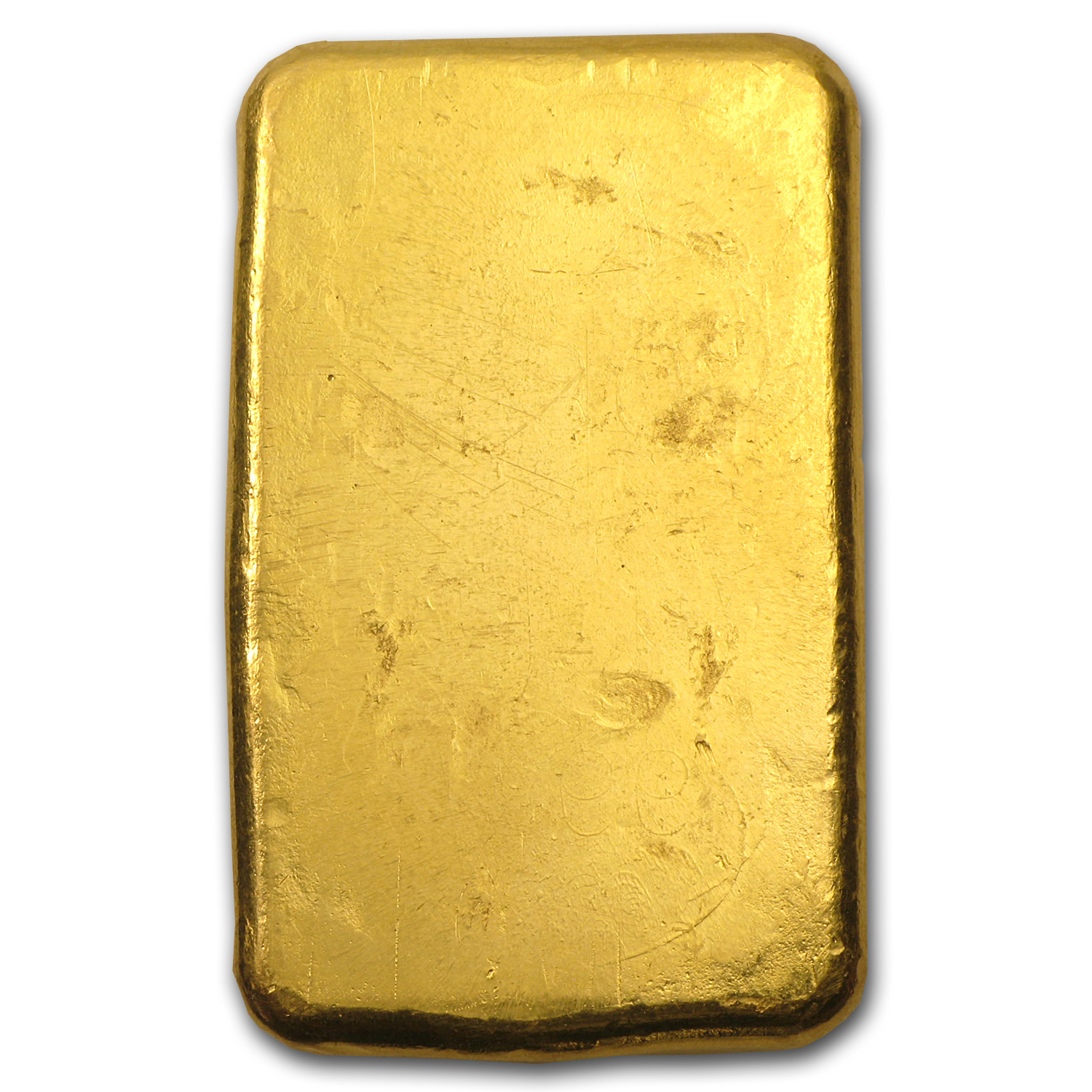 10 Tolas Gold Bars - Pamp Suisse (3.75 oz)