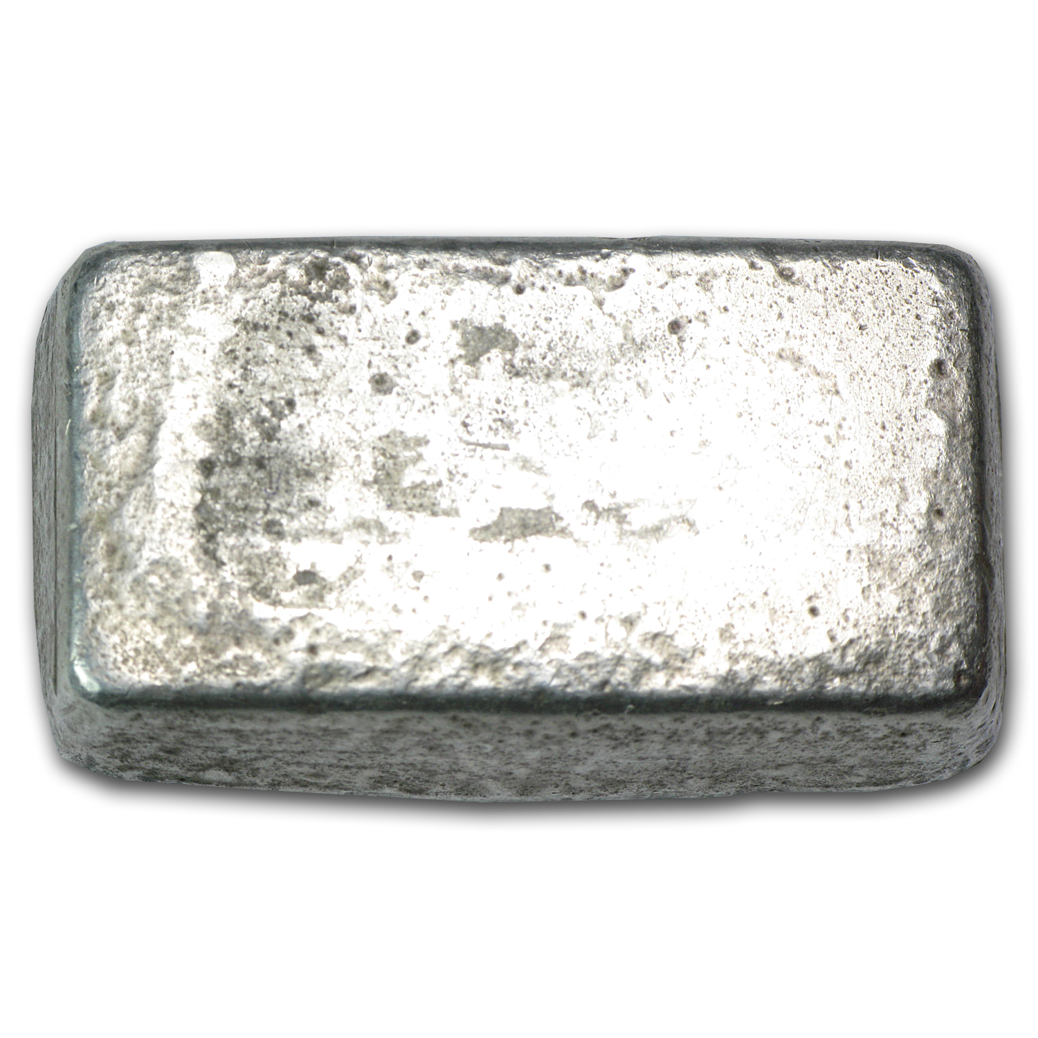 3 oz Silver Bar - Engelhard (Vintage/Poured)