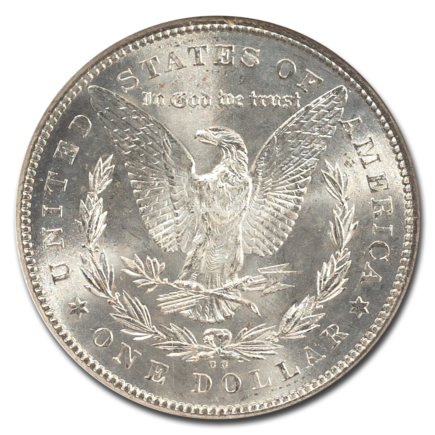 1878-CC Morgan Dollar MS-65 NGC