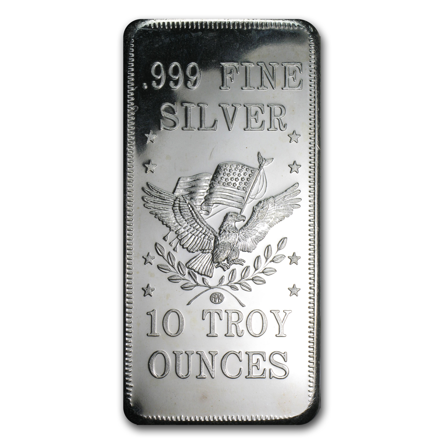 10 oz Silver Bars - Round-Up Club