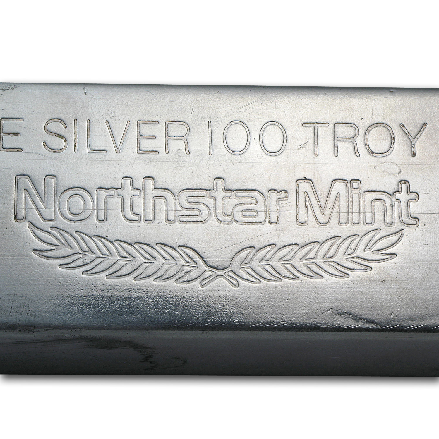 100 oz Silver Bar - Northstar Mint