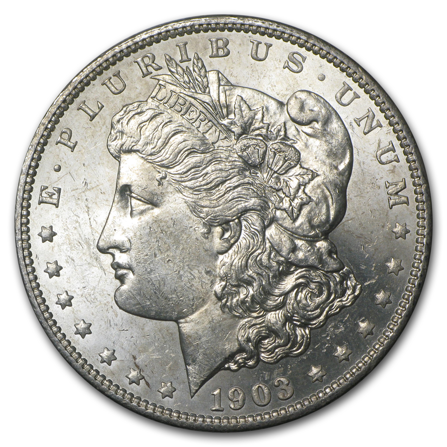 1903-O Morgan Dollar BU