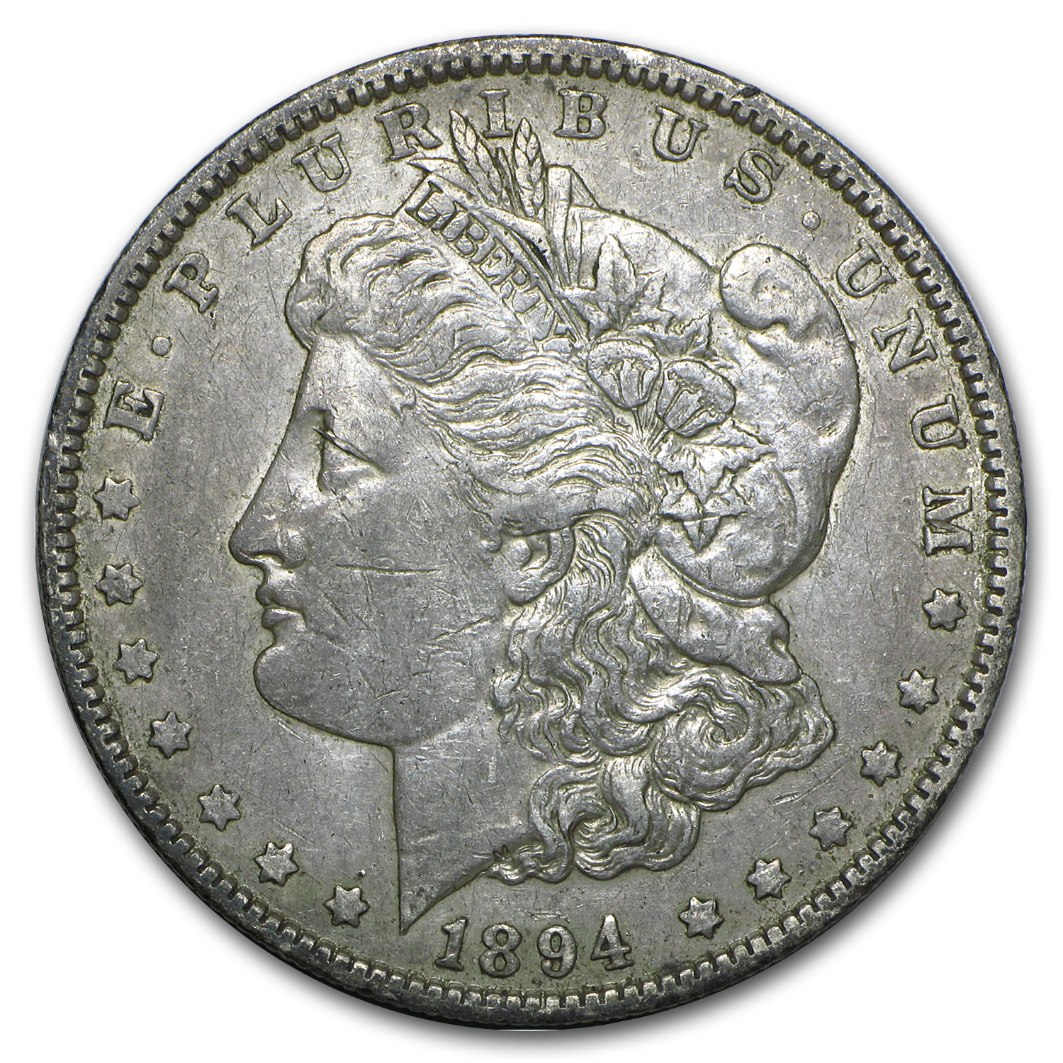 1894-O Morgan Dollar XF-45