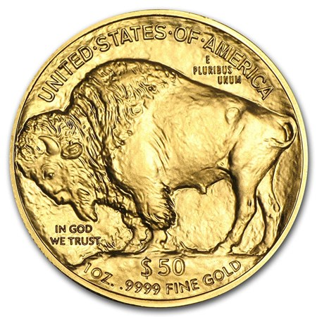 1 Oz Gold Buffalo Coin For Sale One Ounce Gold American