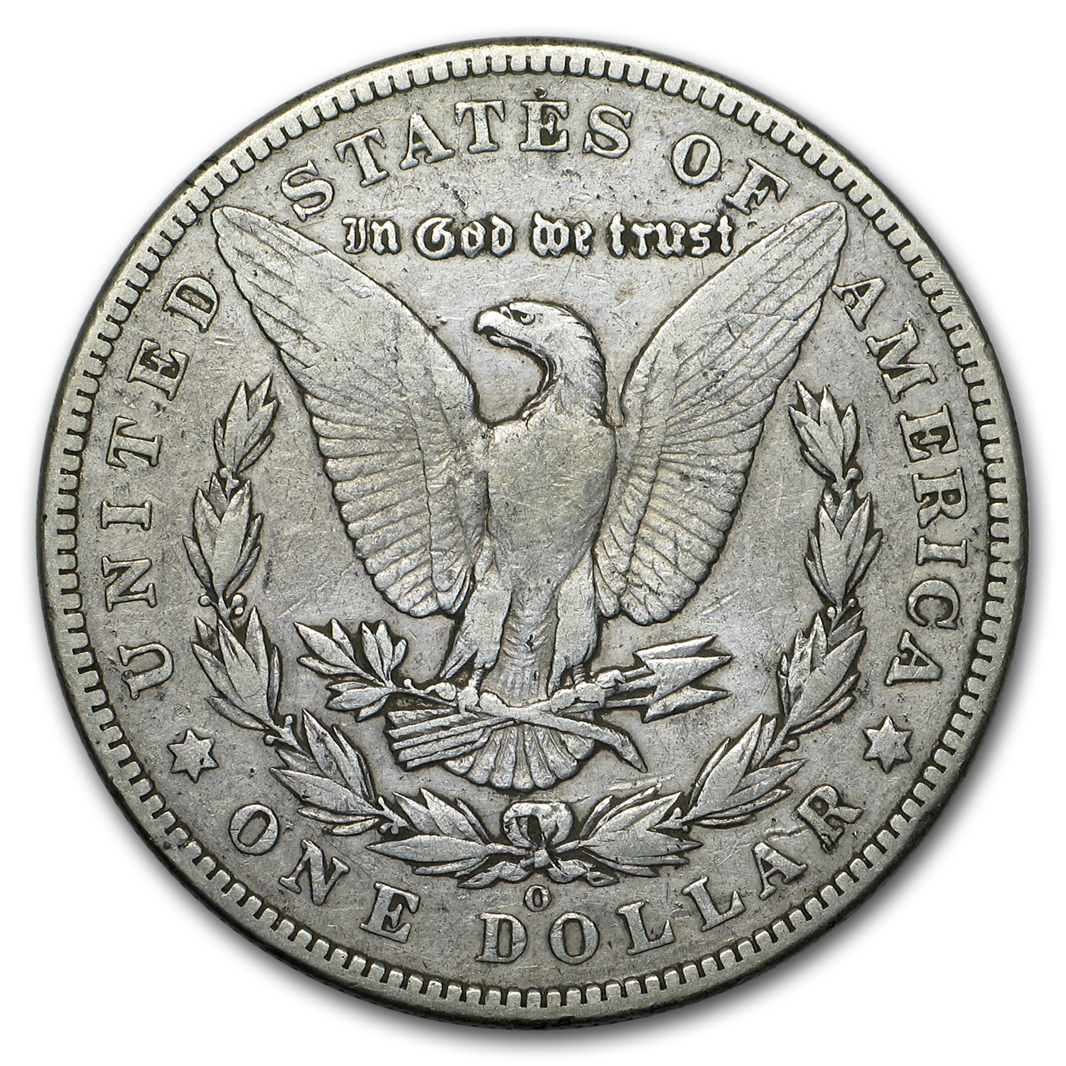 1903-O Morgan Dollar VF