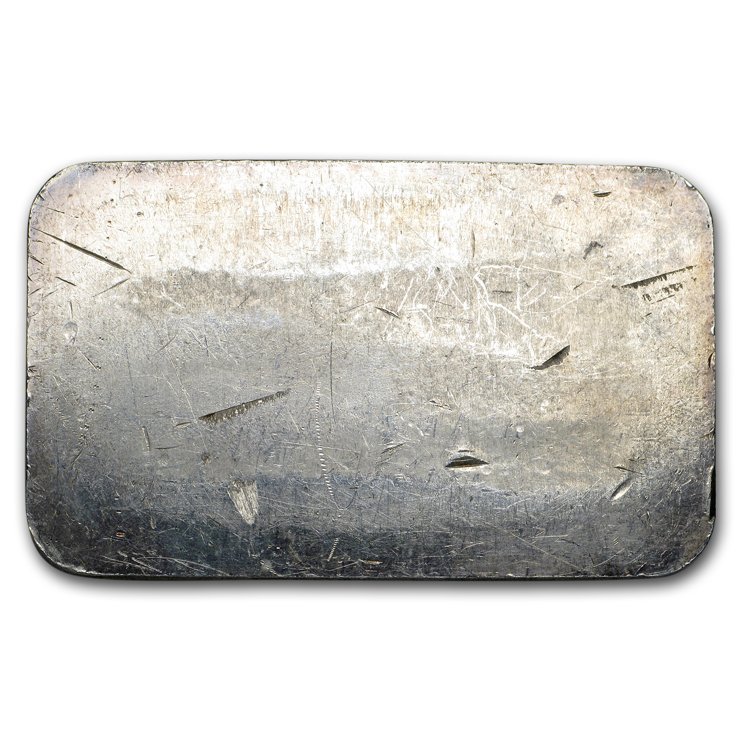 5 oz Silver Bars - Engelhard (Pressed)