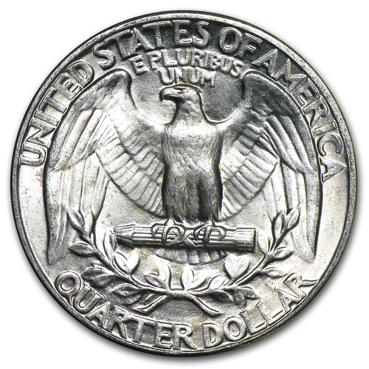 1937-P Brilliant Uncirculated - Washington Quarter