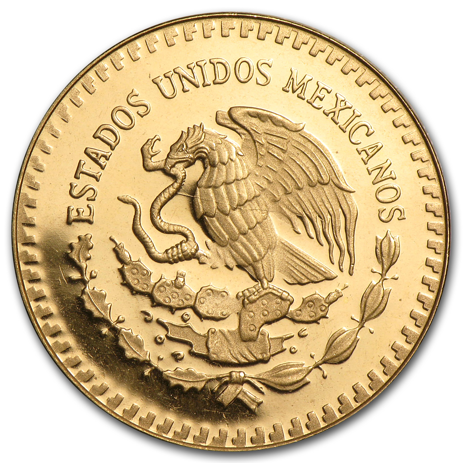 1986 Mexico Gold 250 Pesos (Proof)