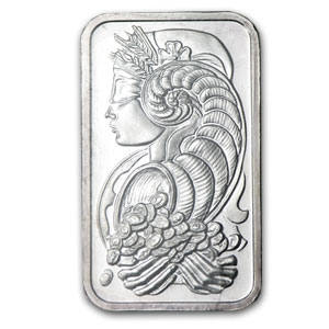 1/2 oz Silver Bar - Pamp Suisse (Fortuna/No COA)