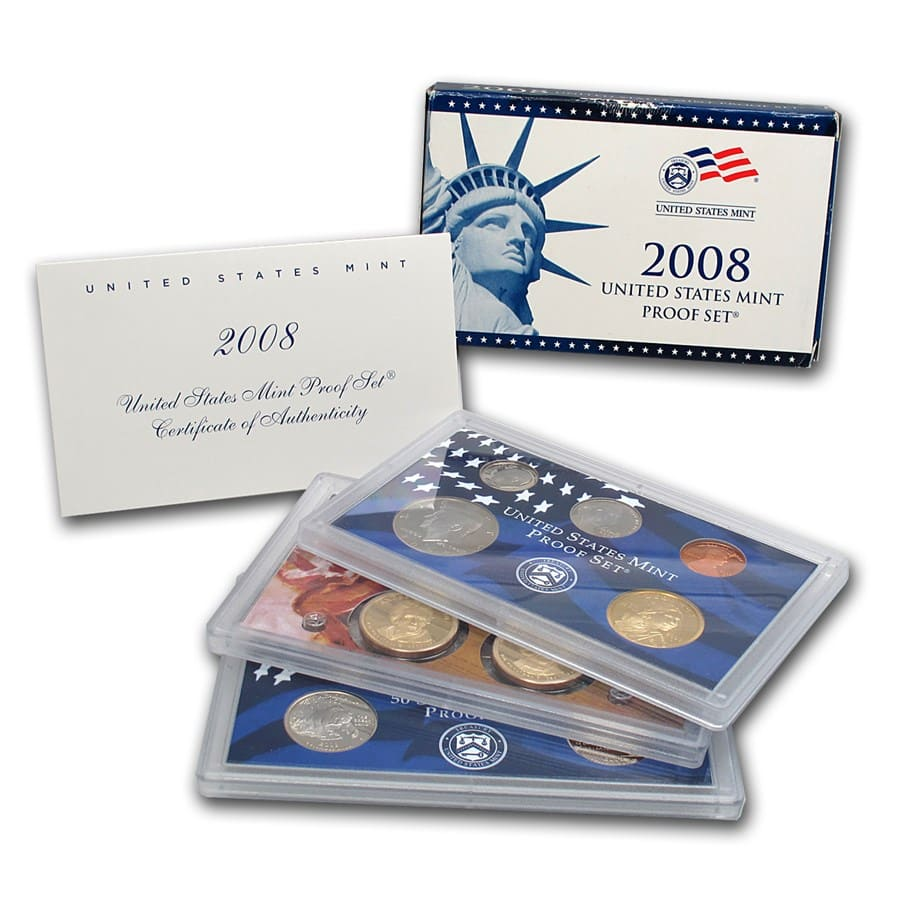 2008 U.S. Proof Set