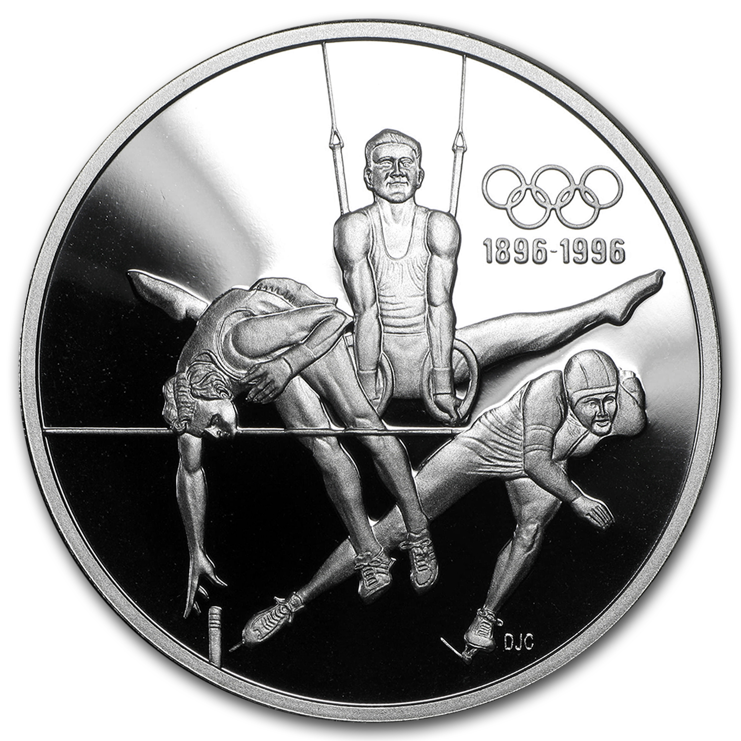 1992 Canada $15 Silver Proof (Olympics)
