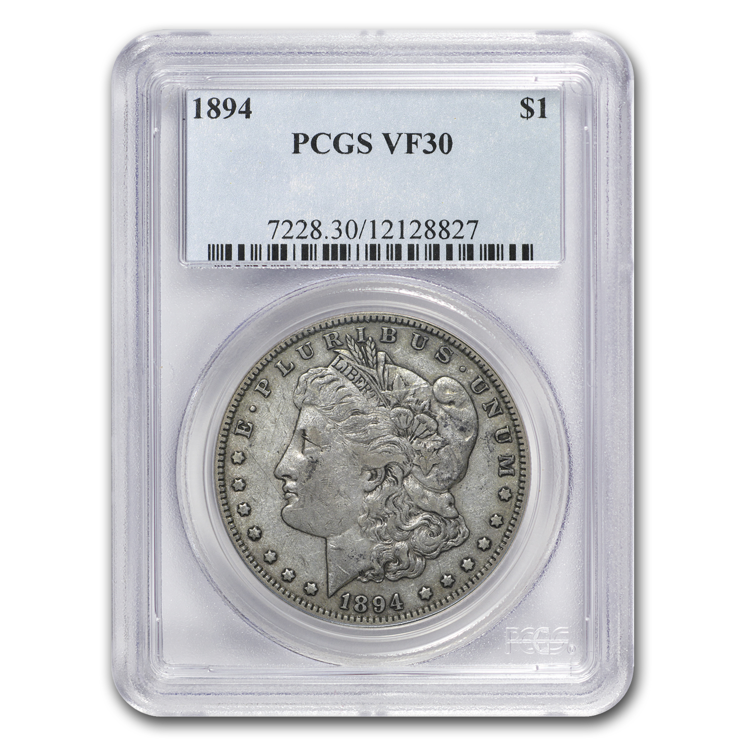 1894 Morgan Dollar VF-30 PCGS
