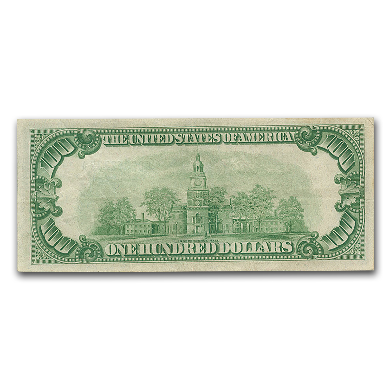 1928-A (G-Chicago) $100 FRN VF (Light Green)