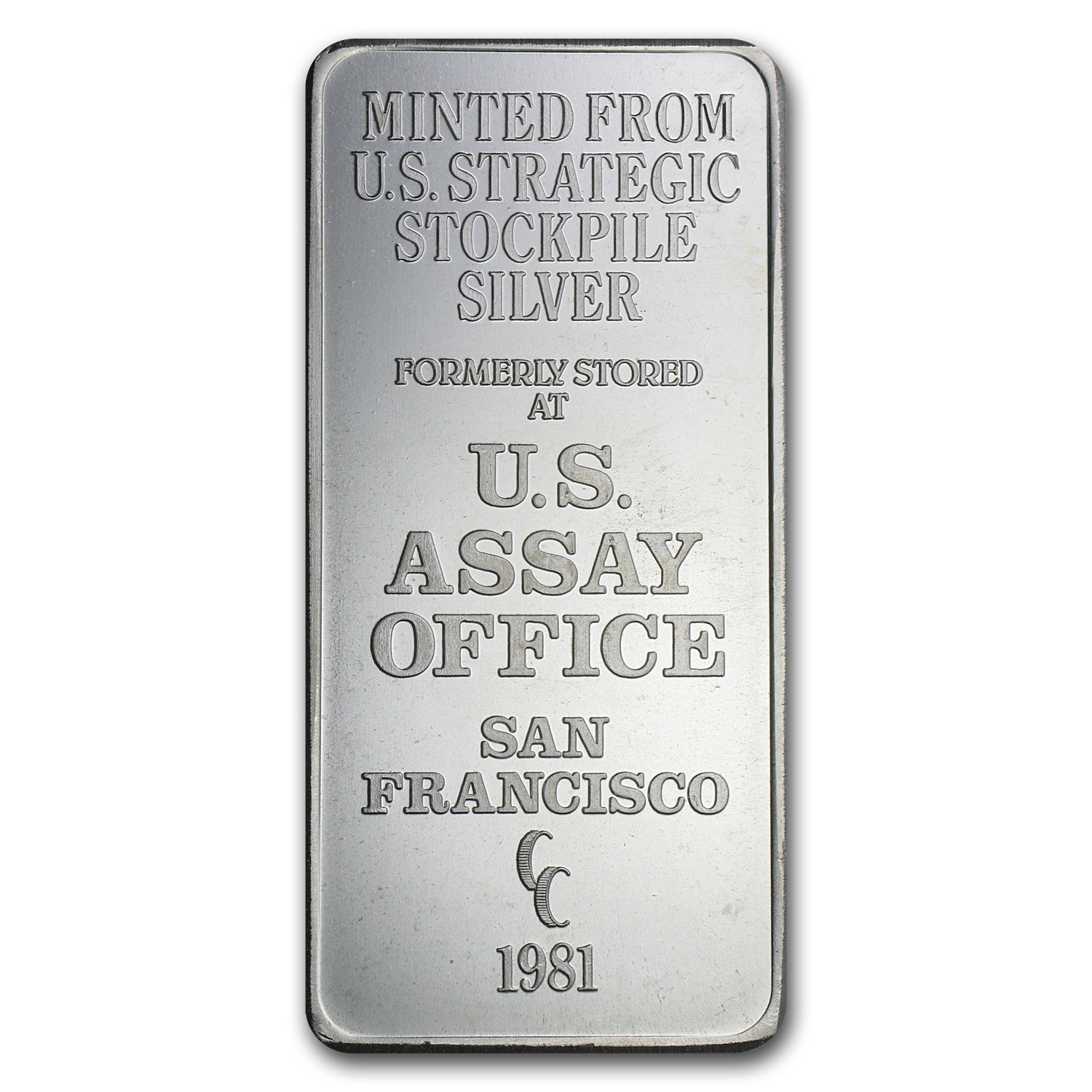 10 oz Silver Bars - U.S. Assay Office