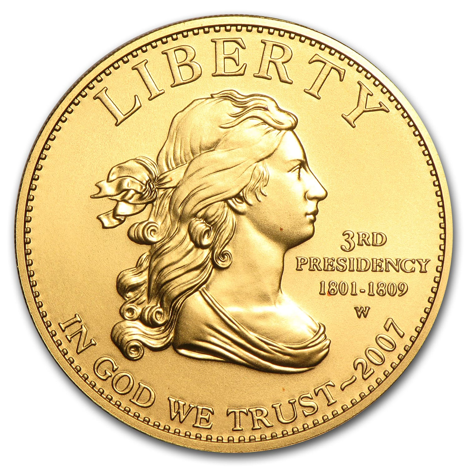 1/2 oz Gold First Spouse Coins BU/PR (Random Year, Capsule)