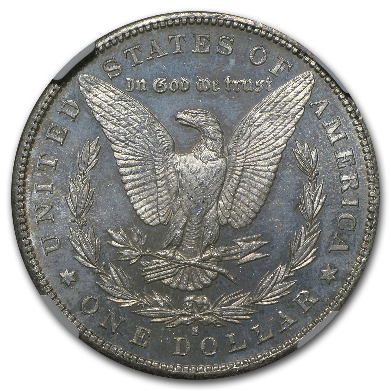 1878-1904 Morgan Dollars MS-65 NGC (Toned Obv/Rev or Both)