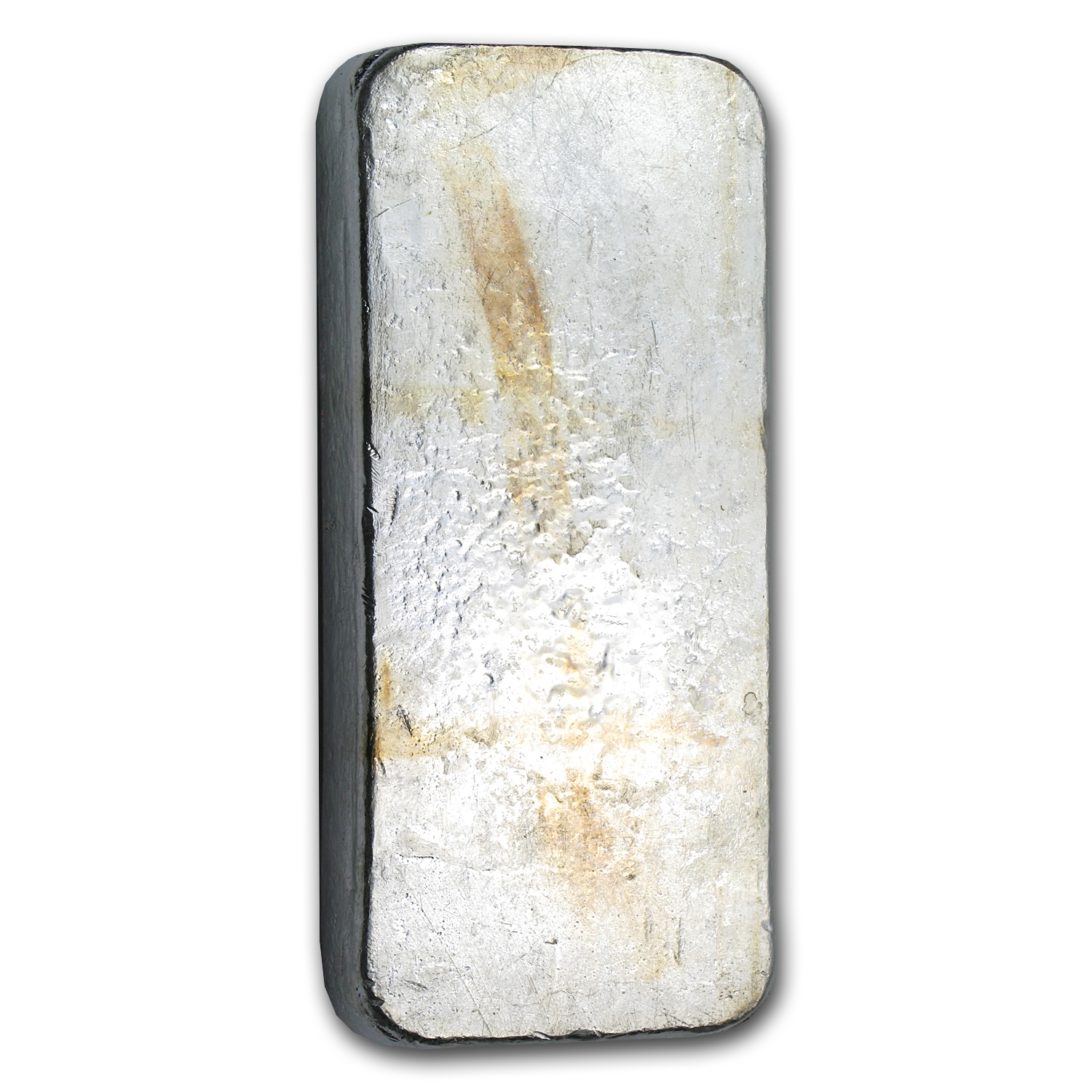 1 kilo Silver Bar - Johnson Matthey (Serial #/Canada)
