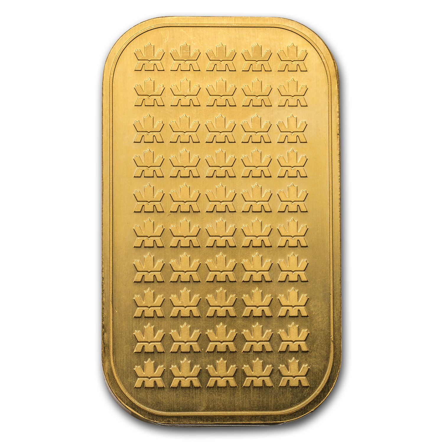 10 oz Gold Bar - Royal Canadian Mint RCM