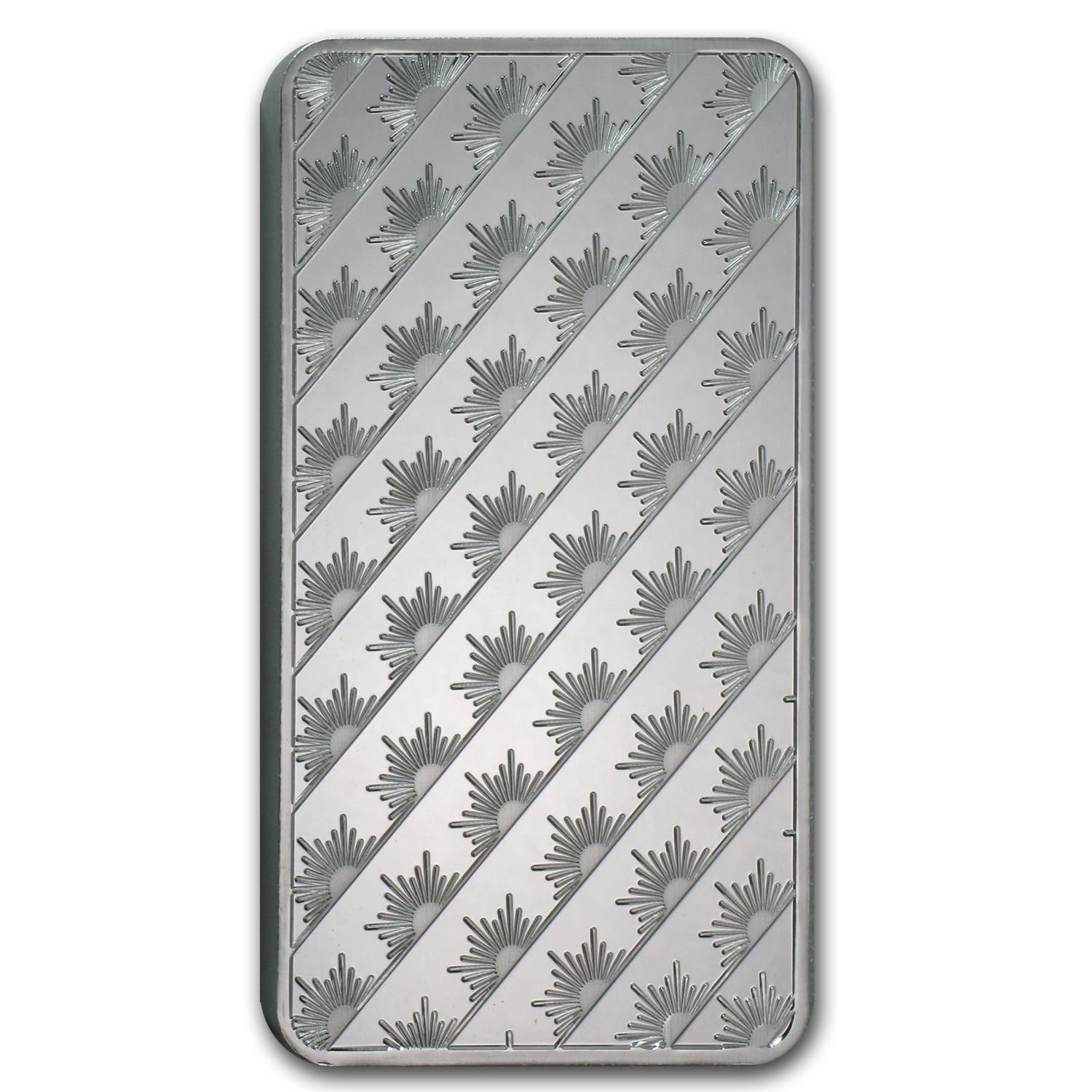 10 oz Silver Bars - Sunshine (Original)