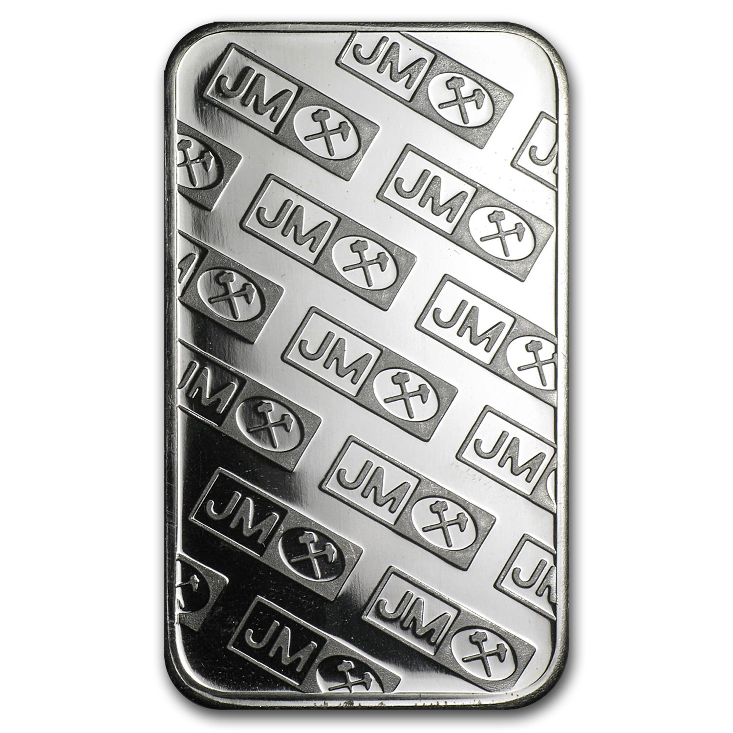 1 oz Silver Bars - Johnson Matthey (Secondary Market)