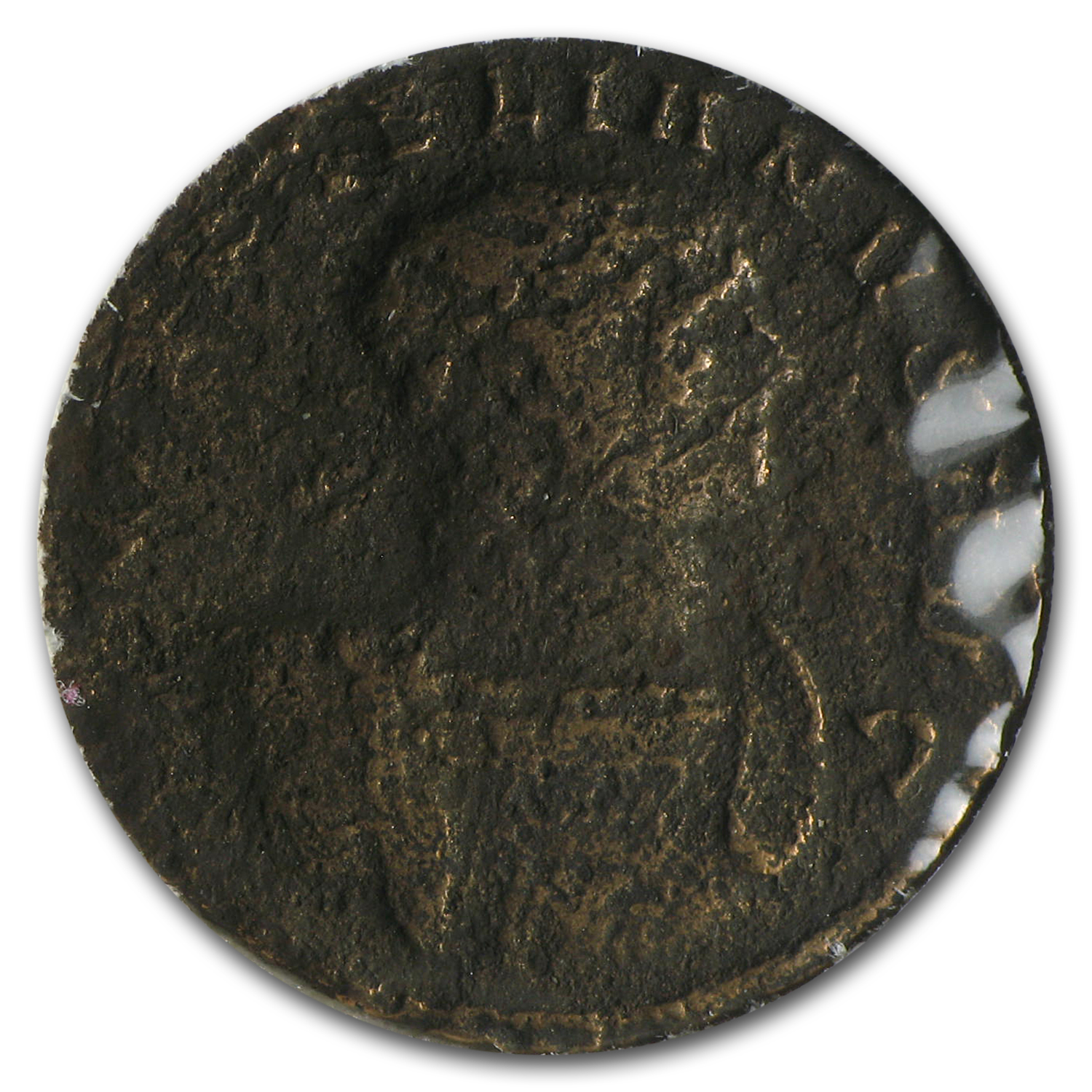 Roman Emperor Aurelian (Father of Christmas) 270 - 275 AD